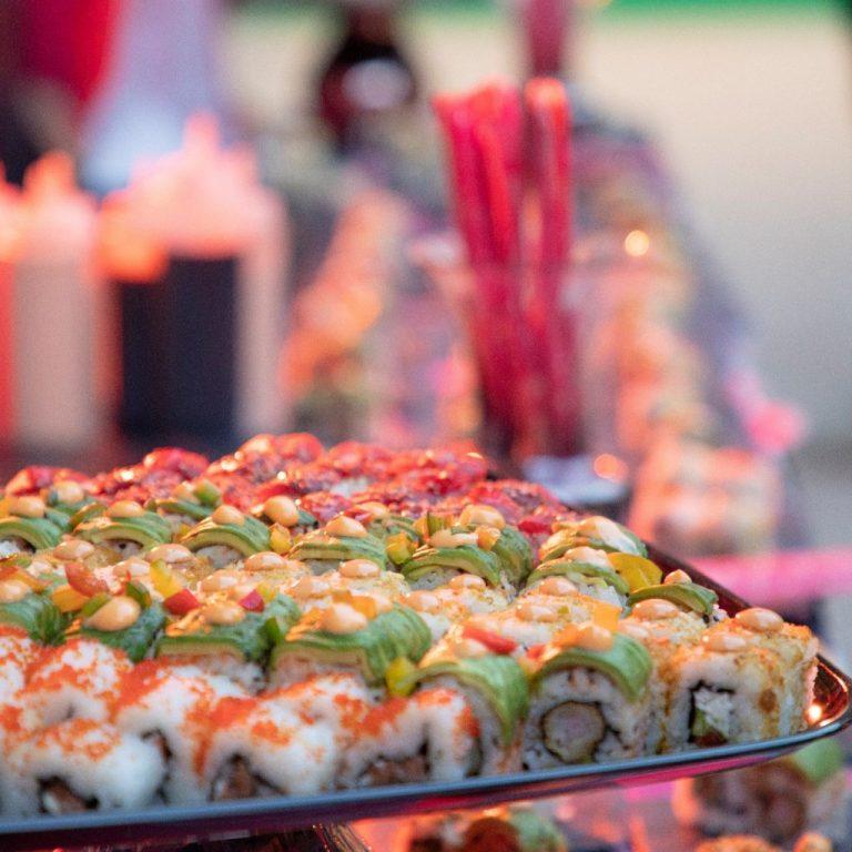 ponerse a dieta con el mejor sushi