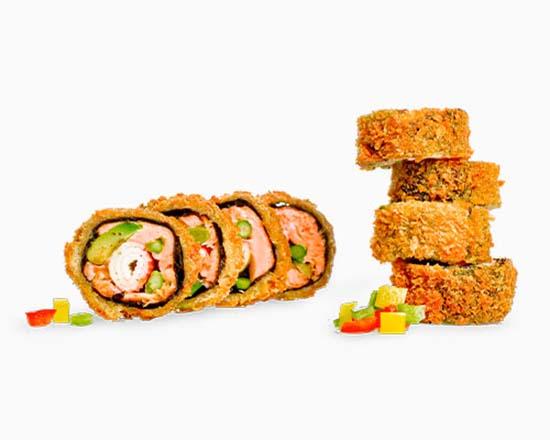Alga nori, presente en Crunch!, de Miss Sushi