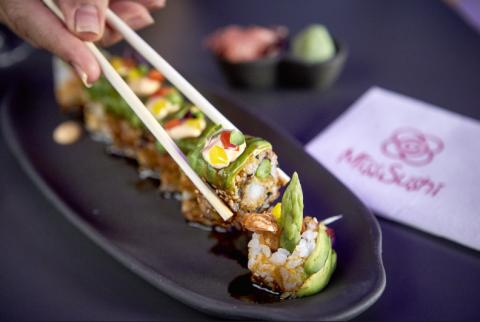 Amigo invisible en Miss Sushi