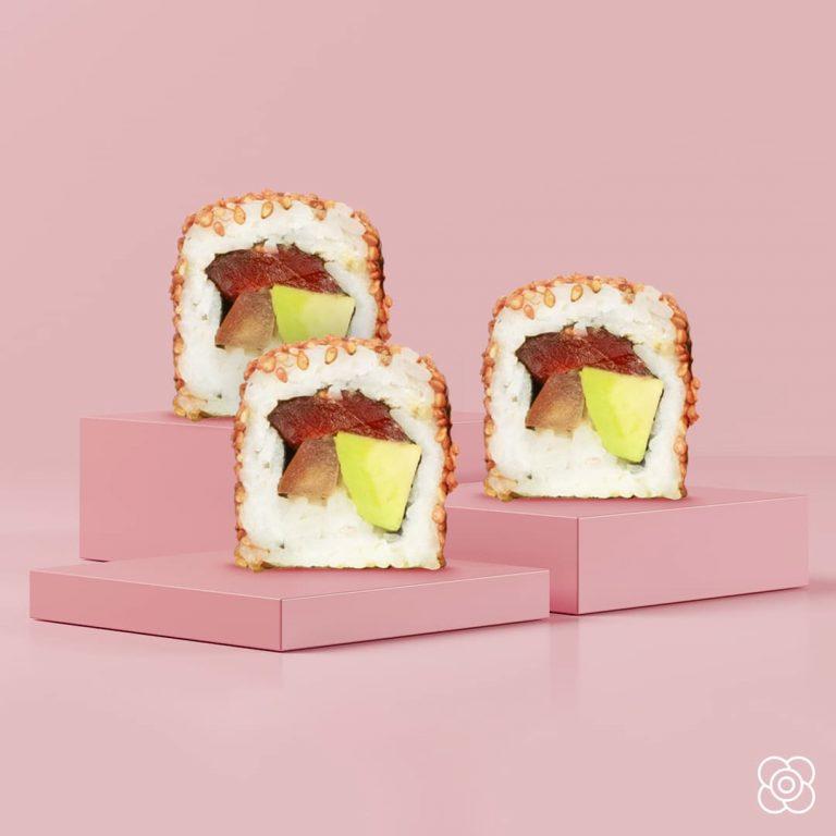 California de atún, en Miss Sushi