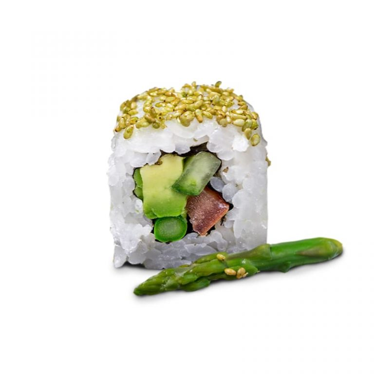 California vegano, de Miss Sushi