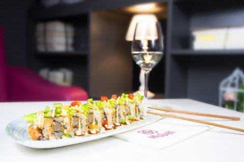 Ven en Carnavales a Miss Sushi