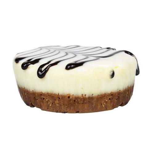 Cheese de chocolate blanco en Miss Sushi