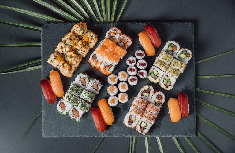 Combo WOW!, de 60 piezas de sushi, en Miss Sushi Lleida