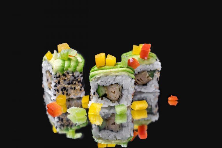 Dragón de Komodo, de Miss Sushi