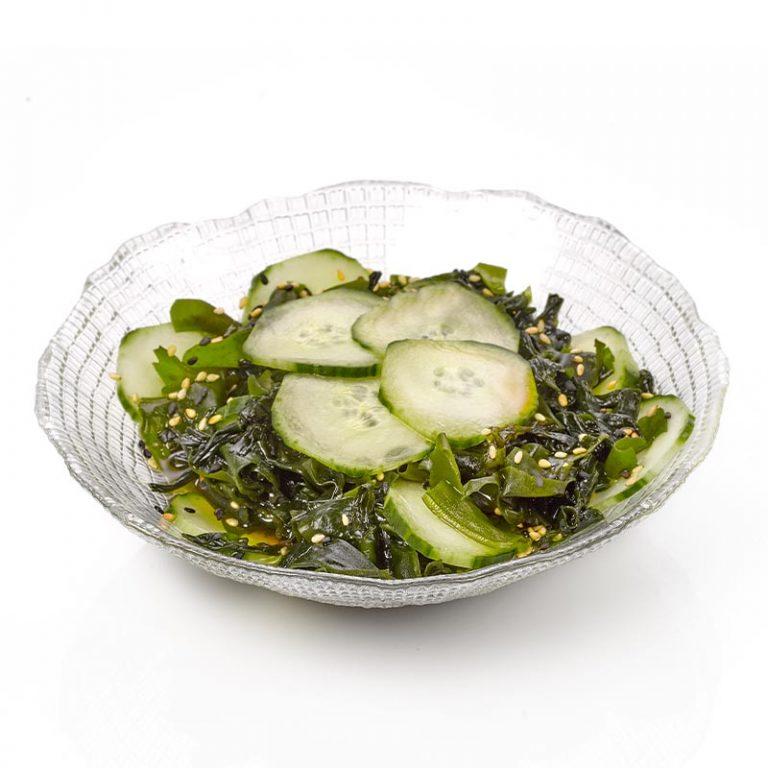 Una ensalada de algas de Miss Sushi