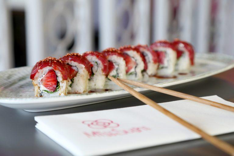 Los platos de Miss Sushi Jerez