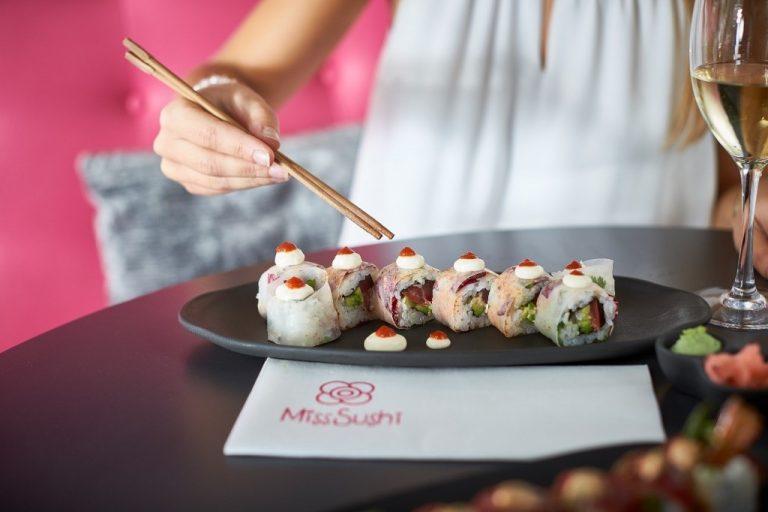 La dieta del sushi, una forma muy saludable para adelgazar