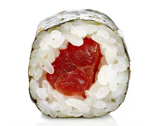 Maki de atún rojo, en Miss Sushi