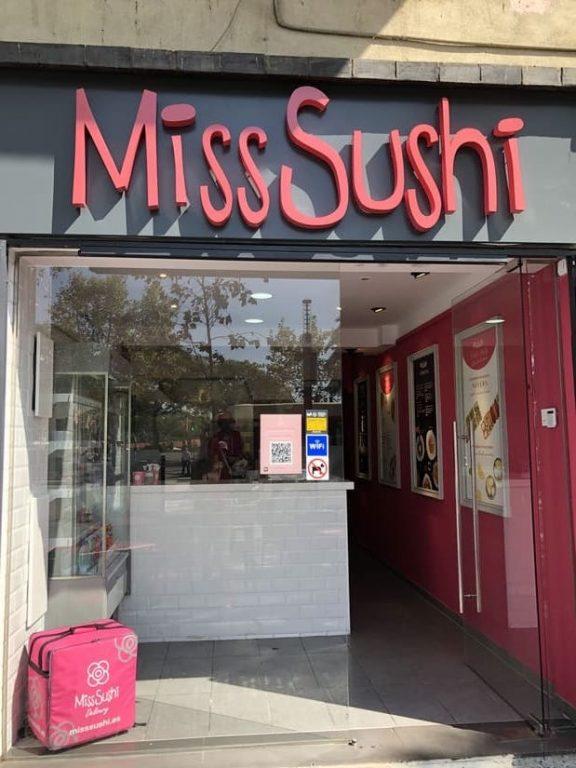 El nuevo Miss Sushi Barceloneta