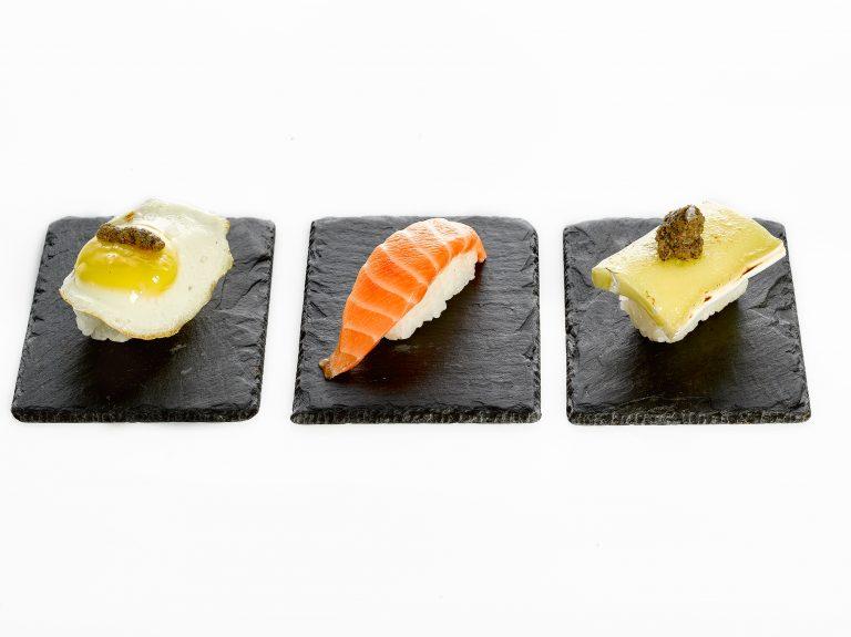 Irresistibles nigiris en Miss Sushi