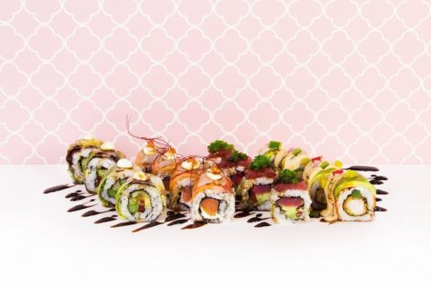 Halloween, en Miss Sushi