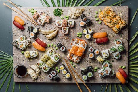 Descubre el plato solidario de Miss Sushi