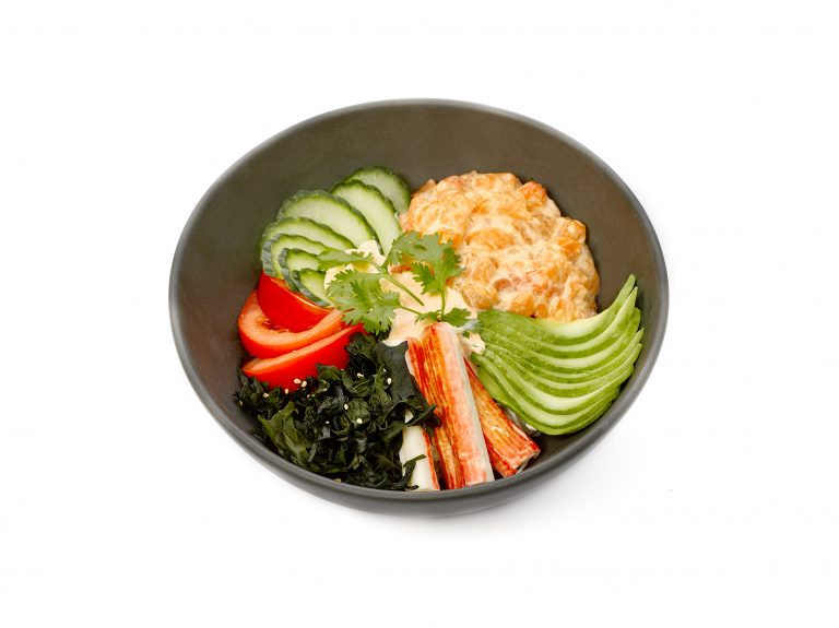 Poke salmón de Miss Sushi