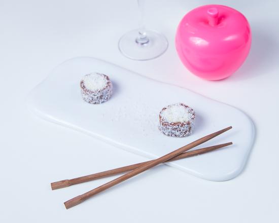 Sushi de chocolate, el trampantojo más divertido